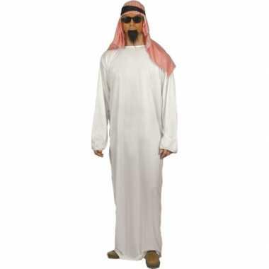 Arabier verkleed kostuum voor heren