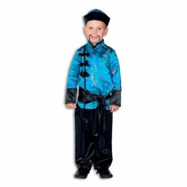 Aziatische kostuum voor kinderen