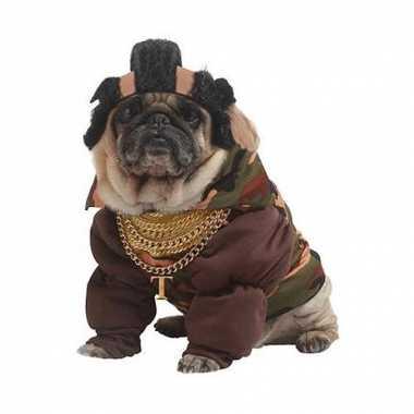 B.a. carnavalskostuum voor honden
