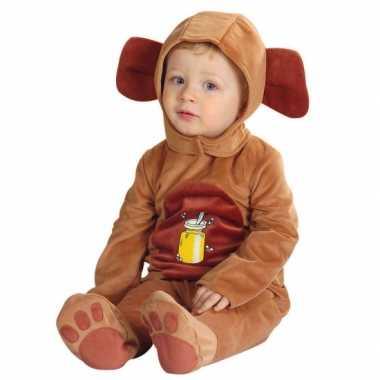 Beren kostuumje voor baby's