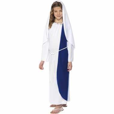 Bijbelfiguren kinder kostuum maria