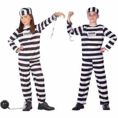 Boef/boeven verkleed kostuum/kostuum voor kinderen