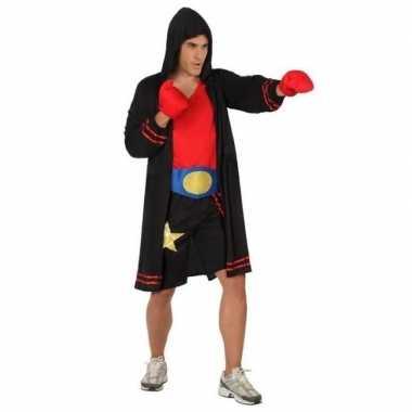 Bokser verkleed kostuum/kostuum voor heren