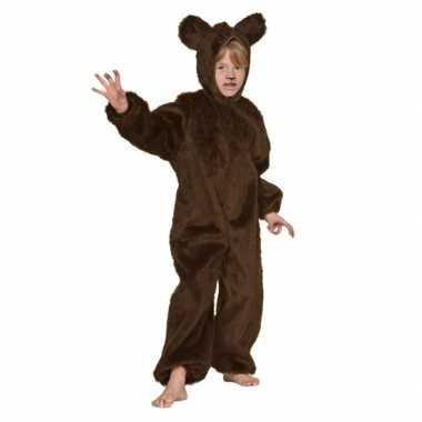 Bruin beren kostuum voor kinderen