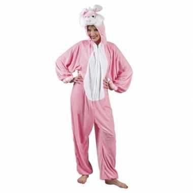 Canaval onesie konijn dames