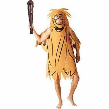 Captain caveman verkleed kostuum