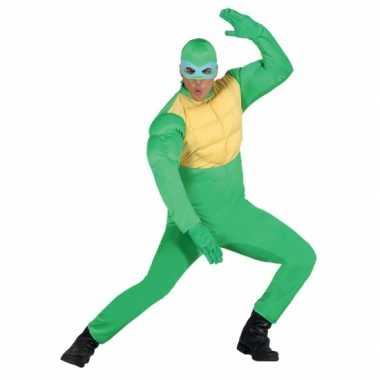 Carnavals kostuum ninja voor heren