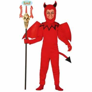Carnavals kostuum voor kinderen duiveltje