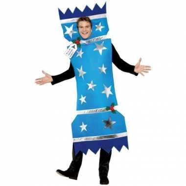 Carnavalskostuum christmas cracker