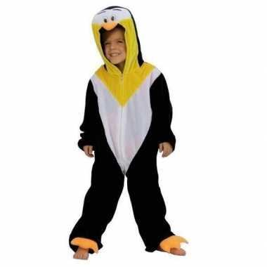Carnavalskostuum pinguin