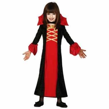 Carnavalskostuum vampieren jurk meisjes