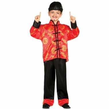Chinese kinder verkleed kostuum