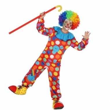 Clown dots kostuum voor jongens