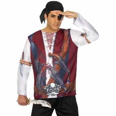 Compleet piraat kostuum voor heren