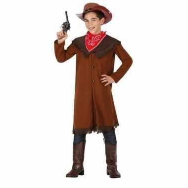 Cowboy john verkleed kostuum voor jongens