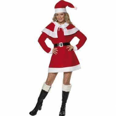 Dames kerstkostuum jurkje