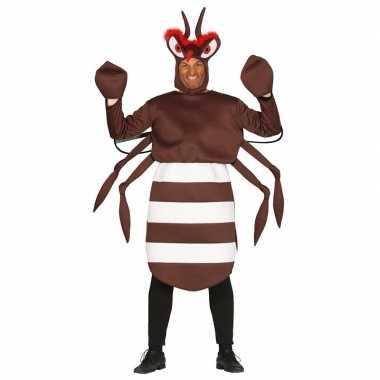 Dieren verkleedkostuum mug voor volwassenen
