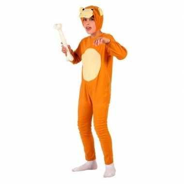 Dierenkostuum hond/honden verkleed kostuum voor kinderen