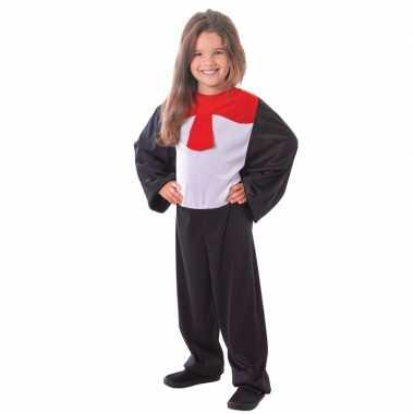 Dierenkostuum katten/poezen verkleed kostuum voor kinderen