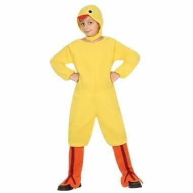Dierenkostuum kip/kuiken/haan verkleed kostuum voor kinderen