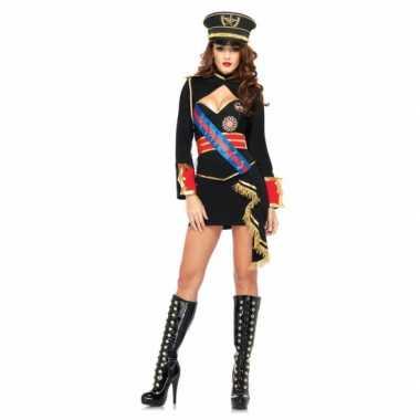 Diva dictator dames kostuum