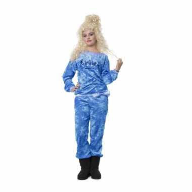 Donders huiskostuum kostuum voor dames