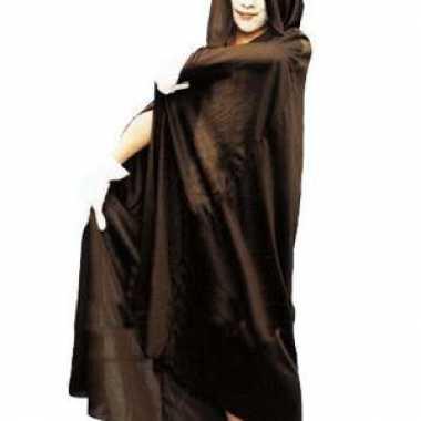 Donkere cape voor kinderen