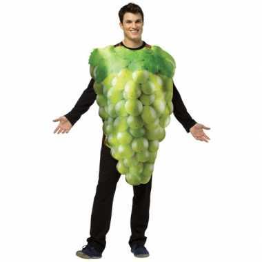Druif kostuum voor dames en heren