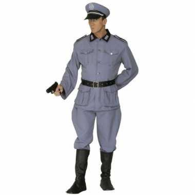Duits leger carnavalskostuum