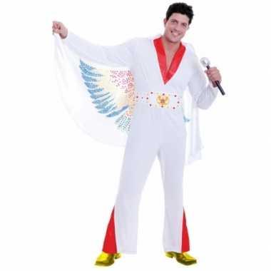 Elvis rockstar kostuum voor heren