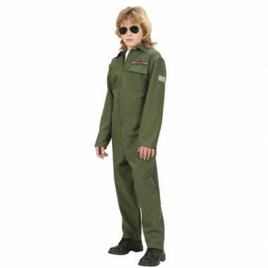 F 16 piloot kostuum kinderen
