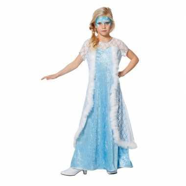 Feest ijsprinses kostuum voor meisjes