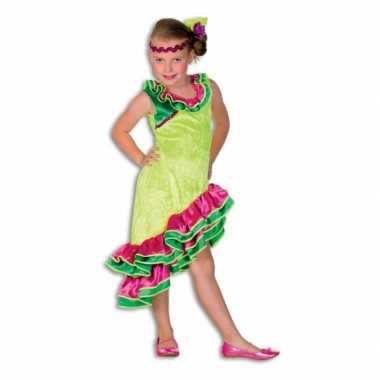 Flamenco kostuum voor meiden