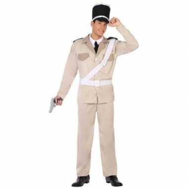 Franse gendarmerie/politie verkleed kostuum/kostuum voor volwassenen