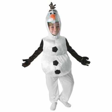 Frozen kostuum olaf voor kids
