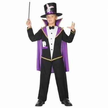 Goochelaar verkleed kostuum/kostuum voor kinderen