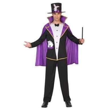 Goochelaar verkleed kostuum/kostuum voor volwassenen