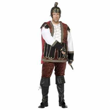 Grote maat grieks kostuum voor heren
