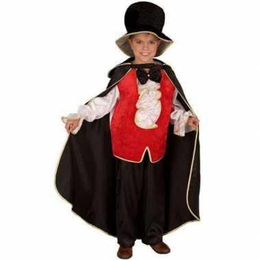 Halloween dracula kostuum voor kinderen
