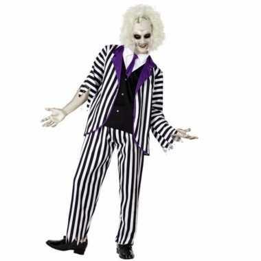 Halloween halloween gestoorde man kostuum voor heren