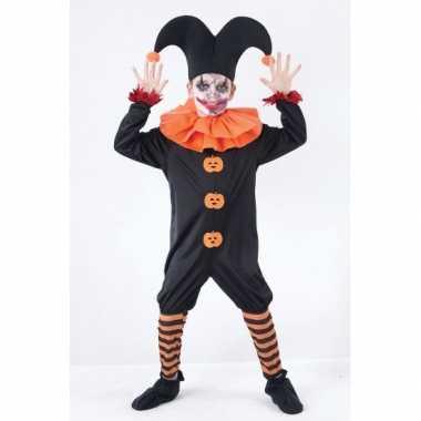 Halloween harlekijn kostuum voor kids