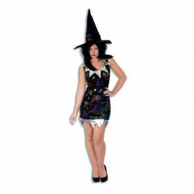 Halloween kostuum heksen