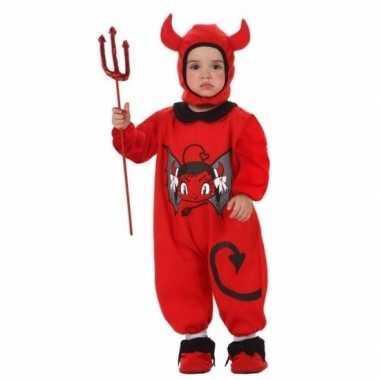 Halloween kostuum voor kinderen duiveltje