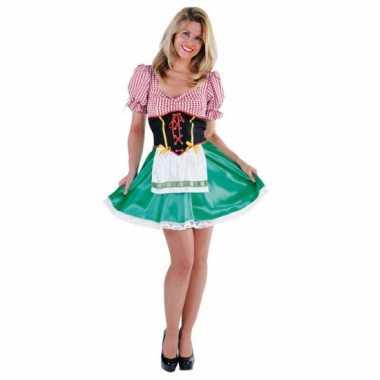 Heidi dirndl jurkje dames
