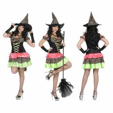 Heksen jurk voor dames