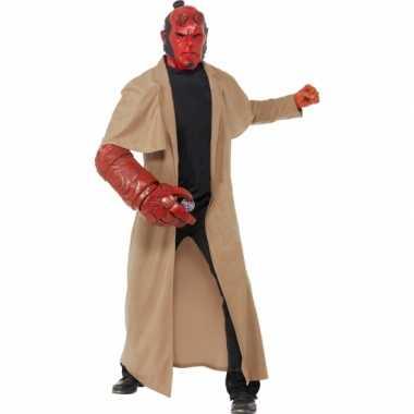 Hellboy kostuum 4 delig