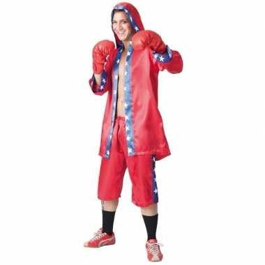 Heren carnavalskostuum bokser