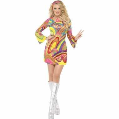 Hippie kostuum voor dames
