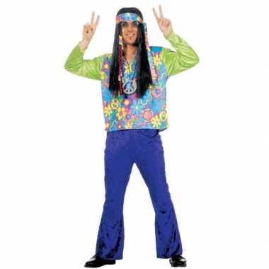 Hippie kostuum voor heren