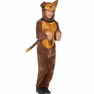 Hond onesie dierenkostuum kostuum voor kinderen